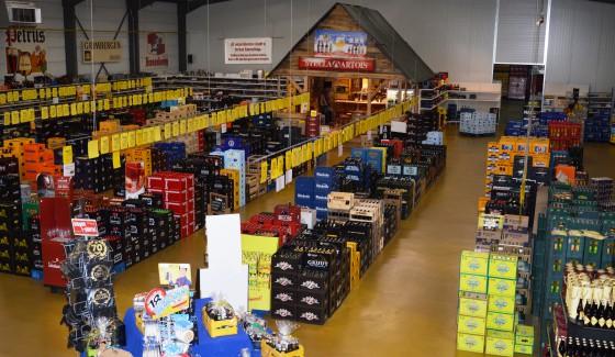 Bierparadijs winkel